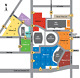 ** CARDI B HOUSTON RODEO GREEN LOT PARKING PASS TICKET Friday 3/1 6:45 PM **