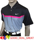 Nike Tiger Woods TW Designer Print Polo Shirt 542071-010 ***Extremely Rare