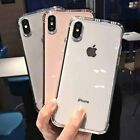 RDCY Shatterproof TPU Case For iPhone X 8 8Plus Transparent  Case For iPhone XS