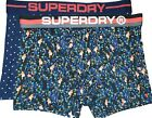 Superdry Boxers All Sizes (2x pack) -ALL SIZES #9