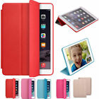 """1 2 4 Leather Smart 2 Apple Mini Case 9.7"""" Stand Slim Pro iPad Air 3 For Cover"""