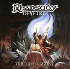 Rhapsody of Fire - Triumph or Agony CD (2006, Steamhammer) 13 Track Version $25.97 USD on eBay