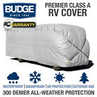 Budge Premier Breathable Waterproof Class A RV Cover | Multiple Sizes