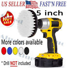 5inch Tile Grout Power Scrubber Cleaning Drill Brush Tub Cleaner Combo 4colors