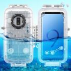 HAWEEL Quality Waterproof Diving Underwater Cover Case For Samsung Galaxy S9+