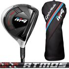 New 2018 Taylormade M4 Men's Fairway Wood With ATMOS - Pick Your Loft