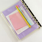Transparent Simple Storage Bag For Traveler Notebook Diary Day Planner Bag G
