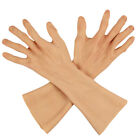 Silicone Prosthesis Hand Sleeve Highly Simulated Skin Artificial Arm Cover Scars