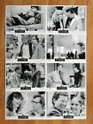 WOODY ALLEN: MANHATTAN - 8 vintage German Lobby Cards 1982 - DIANE KEATON