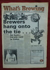 "CAMRA ""WHAT'S BREWING"" NEWSPAPER - AUGUST 1983"