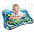 Inflatable Baby Water Mat Fun Activity Play Center for Children