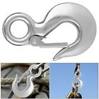Stainless Steel Lifting Cargo Snap Hook Crane Hook Durable Yacht Accessories
