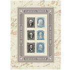 USPS New Classics Forever Souvenir Sheet of 6