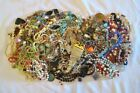 12+ lbs Jewelry Junk Lot Craft Repair Vintage to Now Harvest Chain Beads Charms