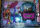 Monster High NEW Scaris City of Frights Cafe Cart. HTF. FANGTASTIC Gift Item !!!