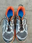 Hoka one one clifton 1 Running Mens Size 13 black and orange