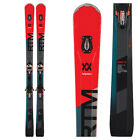 NEW 2019 VOLKL RTM 86 SNOW SKIS WITH MARKER BINDINGS  SIZE: 167