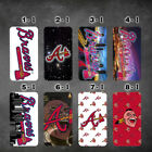 Wallet case Atlanta Braves LG V30 V35  G6 G7 thinQ Google pixel XL 2 2XL on Ebay