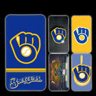 Wallet case for Milwaukee Brewers iphone 7 iphone 6 6+ 5 7 X XR XS MAX case on Ebay