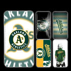wallet case Oakland A's Athletics iphone 7 iphone 6 6+ 5 7 X XR XS MAX case on Ebay