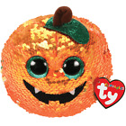 """ty Flippables Reversible Sparkling Sequin Beanie Boos  6"""" & 9"""" Beanie Babies"""