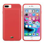 Portable Battery Shockproof Case For iPhone 6 7 8 Plus + 5.5 Power Bank 5000mAh