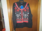 Star Wars Ugly Christmas  Sweater sweatshirt Darth Vader Mens XL NWT