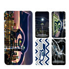 wallet case Seattle Seahawks iphone 7 iphone 6 6+ 5 7 X XR XS MAX case $15.99 USD on eBay