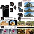 4 In 1 Cell Phone Camera Lens Todi 4K Hd Phone Lens Kit 20X Macro Lens 2.0X