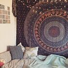 Dorm Decor Ethnic Bedspread Indian Wall Hanging Hippie Mandala Tapestry Bohemian