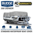 300 Denier Waterproof Pontoon Cover | Fits Pontoons | 3 Sizes Available