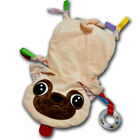 New Newborn Baby Appease Towel Grasping Soft Comforting Doll Infant Toy G