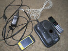 iphone 4 w/case, Uniden cordless, Vtech cordless, bundle of all with accessories