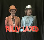 Dumb & Dumber Movie Funny Comedy Fully Laced Harry & Lloyd T Shirt M