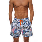 Men's Beachwear Board Swimming Trunks Surf Quick Dry Stretch Shorts Surf Pants