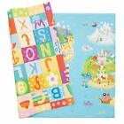 Play Mat Large Zoo Town Hygienic Safe Soft Floor Surface Babies Children
