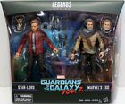 "Marvel Legends Guardians The Galaxy Vol.2 Ego and Star-Lord 2-Pack 6"" Figure"