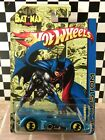 Hot Wheels Batmovile Tim Burton Serie Batman tv Custom Special Edition