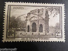 France 1938, Stamp 389, Monument Triumph Orange, Obliterated, VF Used Stamp