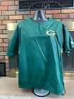GREEN BAY PACKERS NFL FOOTBALL WARMUP JACKET PRO LINE MENS SZ L, XXL NFL VINTAGE