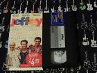 Jeffrey + The Daytrippers + Things Are Tough All Over (VHS x 3) LOT) Free Ship.)