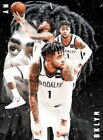 "005 D Angelo Russell - Brooklyn Nets NBA Basketball Star 14""x18"" Poster on eBay"