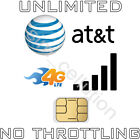 AT&T Unlimited Data 4G LTE for Hotspots Modems and Tablets iPad