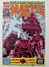 MARVEL - MARVEL AGE - OFFICIAL ZOMBIE MAGAZINE - #101 - 1991