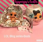 LOL Surprise Bling Series BEATS sparkle glitter Ornament Holiday