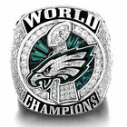 2018 Super Bowl Philadelphia Eagles FOLES WENTZ Ring LII World Championship Ring on eBay