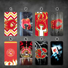 wallet case Calgary Flames galaxy S7 S8 S8plus S9 S9+ S10 S10plus S5 S6 $16.99 USD on eBay