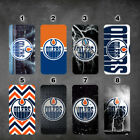 wallet case Edmonton Oilers galaxy note 9 note 3 4 5 8 J3 J7 2017 2018 $17.99 USD on eBay