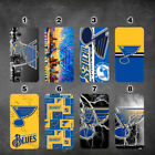 wallet case St. Louis Blues iphone 7 iphone 6 6+ 5 7 X XR XS MAX case $15.99 USD on eBay