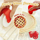 Pastry wheel decorator (Set of 2) , Pastry Wheel Cutter (Cutter + decorator )